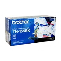Brother TN-155BK Black Toner Cartridge, High Yield