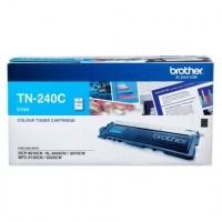 Brother TN-240C Cyan  Toner Cartridge