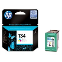 HP 134 TRI COLOUR INKJET PRINT CARTRIDGE (C9363HE)