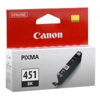 Canon CLI-451BK Black Ink Cartridge