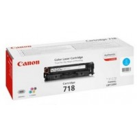 Canon 718 Cyan Toner Cartridge
