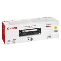 Canon 718 Yellow Toner Cartridge