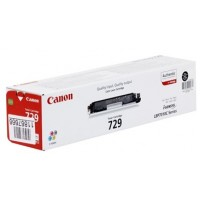 Canon 729 Black Toner Cartridge for LBP 7010C Series