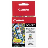 Canon BCI-6 Photo Cyan Ink Cartridge