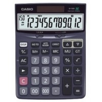 Casio DJ-120D, 12 Digits Check Calculator