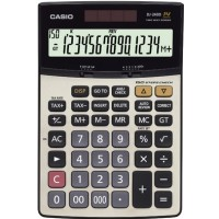 Casio DJ-240D, 14 Digits Check Calculator