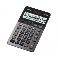 Casio JS-40B Heavy Duty Calculator, 14 Digits