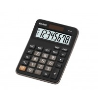 Casio MS-8B, 8 Digits Compact Calculator