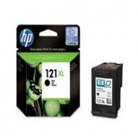 HP 121XL Black Ink Cartridge (CC641HE)