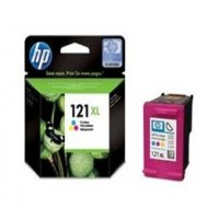 HP 121XL Tri-colour Ink Cartridge (CC644HE)
