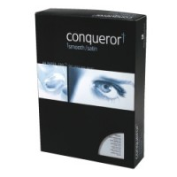 Conqueror Paper, A4, 100gsm, Diamond White, Wove Finish, 500sh/Pack