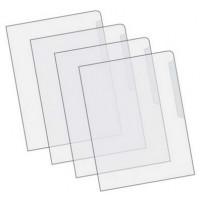 Cosmic L Folder A4 Clear BX/100 [CO-E310D-100]