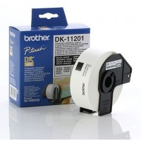 Brother DK-11201 - 29mm x 90mm Standard Address Labels [400/Roll]