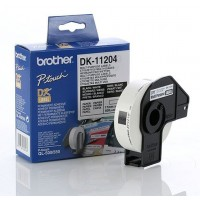 Brother DK-11204 - 17mm x 54mm Multi Purpose Labels [400/Roll]