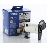 Brother DK-11207 - 58mm diameter CD / DVD Labels [100/Roll]