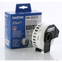 Brother DK-22113 - 62mm x 15.24m Clear Continuous Film Roll