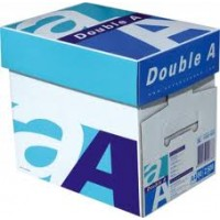 Double A Premium Copy Paper, White, A3 , 80 gsm, 5 Reams/Box