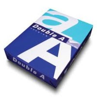 Double A Premium Copy Paper, White, A3 , 80 gsm, 500 Sheets/Ream