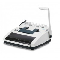 DSB CW-350 Comb + Wire Manual Binding Machine