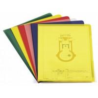 Durable 2339 Transparent Folder A4 Color PK/50