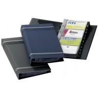 DURABLE 2385 VISIFIX® BUSINESS CARD ALBUM 200 CARDS