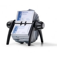 Durable VISIFIX® FLIP 2417 Rotary Business Card Holder