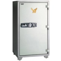 Eagle Safe ES-100 Fire Resistant  Key and Electronic Lock 205 KG