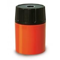 Eisen Single Hole Plastic Sharpener, Assorted Colors