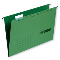 Elba 85938 Verticplus Suspension File Foolscap PK/25 Green