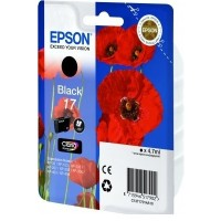 Epson 17 Poppy Claria Home Black Ink Cartridge