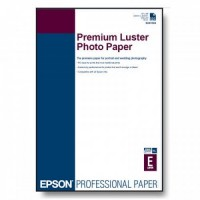Epson S042123 Premium Luster Photo Paper, A2, 250g/m2, 25 Sheets