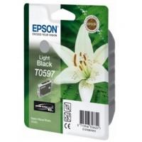 Epson T0597 Light Black Ink Cartridge