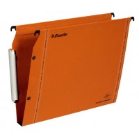 Esselte 49925 LMG Lateral Hanging File A4 30MM Base PK/25 Orange