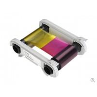 Evolis R5F008EAA YMCKO Color Ribbon [300 Images]