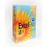 Excel Pro Laser Copy Paper, White, A4 , 100 gsm, 500 Sheets/Ream