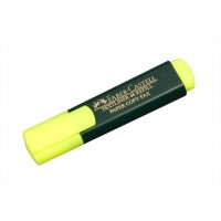 Faber Castell Textliner Highlighter Yellow