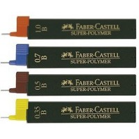 Faber Castell Mechanical Pencil Leads HB 0.7mm