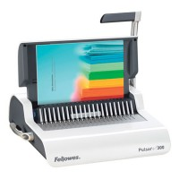 Fellowes Pulsar+ 300 Manual Comb Binding Machine