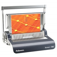 Fellowes Quasar+ 500 Manual Comb Binding Machine