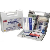 First Aid Only 223U/FAO First Aid Kit, Medium 25 Person