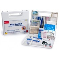 First Aid Only 222-U First Aid Kit 63-Piece - 10 Person