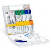 First Aid Only 225-U First Aid Kit, 196 Piece [50 Person]
