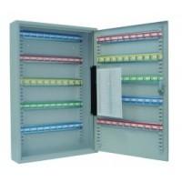 Key Cabinet Steel Lockable Holds 100 Keys [KB-100]