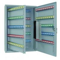 Key Cabinet Steel Lockable Holds 160 Keys [KB-160]