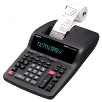 Casio FR-2650TM Desk Top 2 Color Printing Calculator, 12 Digits Black