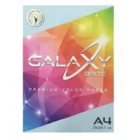 Galaxy Premium Color Paper 80G, 500 Sheets/Ream Blue