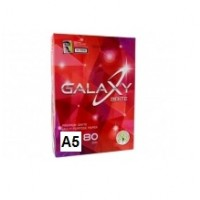 Galaxy A5 Copy Paper, White, 80 gsm, 500 Sheets/Ream