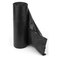 Garbage Bags 75 x 103cm - 50 Gallons PK/20 - Black