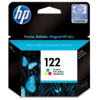 HP 122 Tri Colour Ink Cartridge (CH562HE)