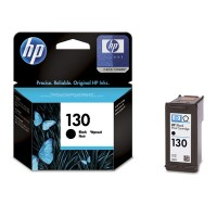 HP 130 BLACK INK CARTRIDGE (C8767HE)